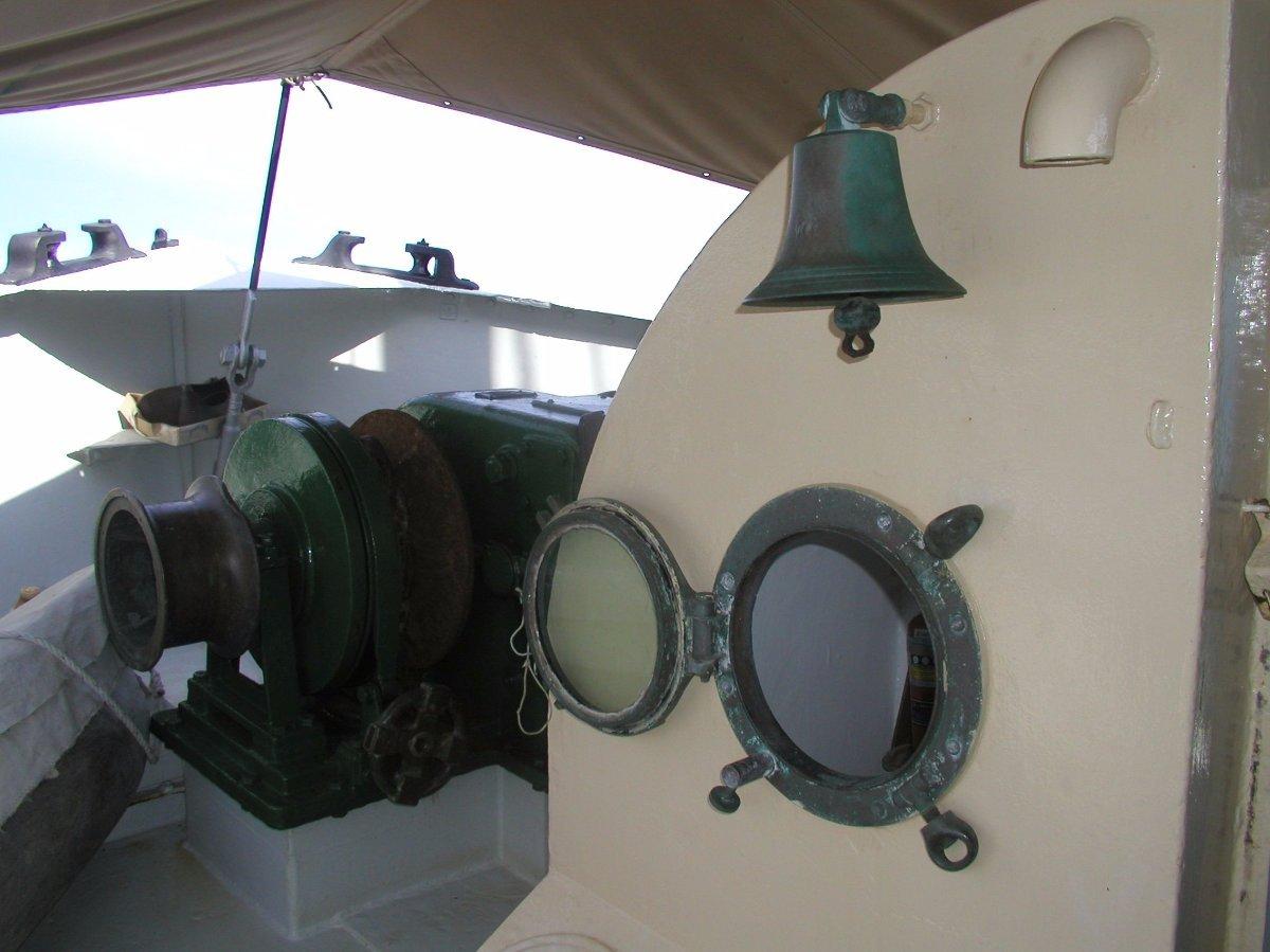 Gaff Rigged Ketch, 79ft Motor Sailer