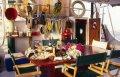 Gaff Rigged Ketch, 79ft Motor Sailer:Main Deck