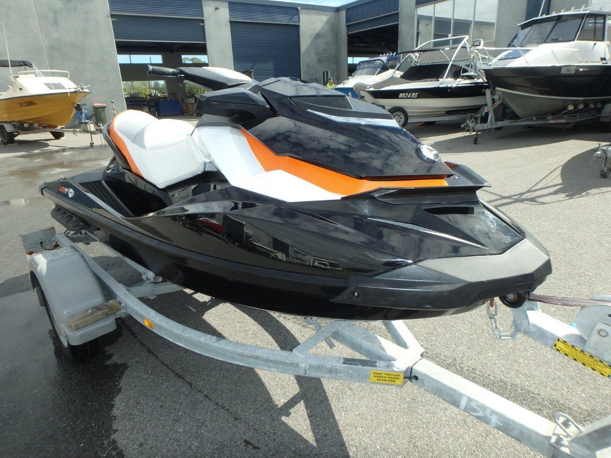 Sea-Doo GTI 155 SE
