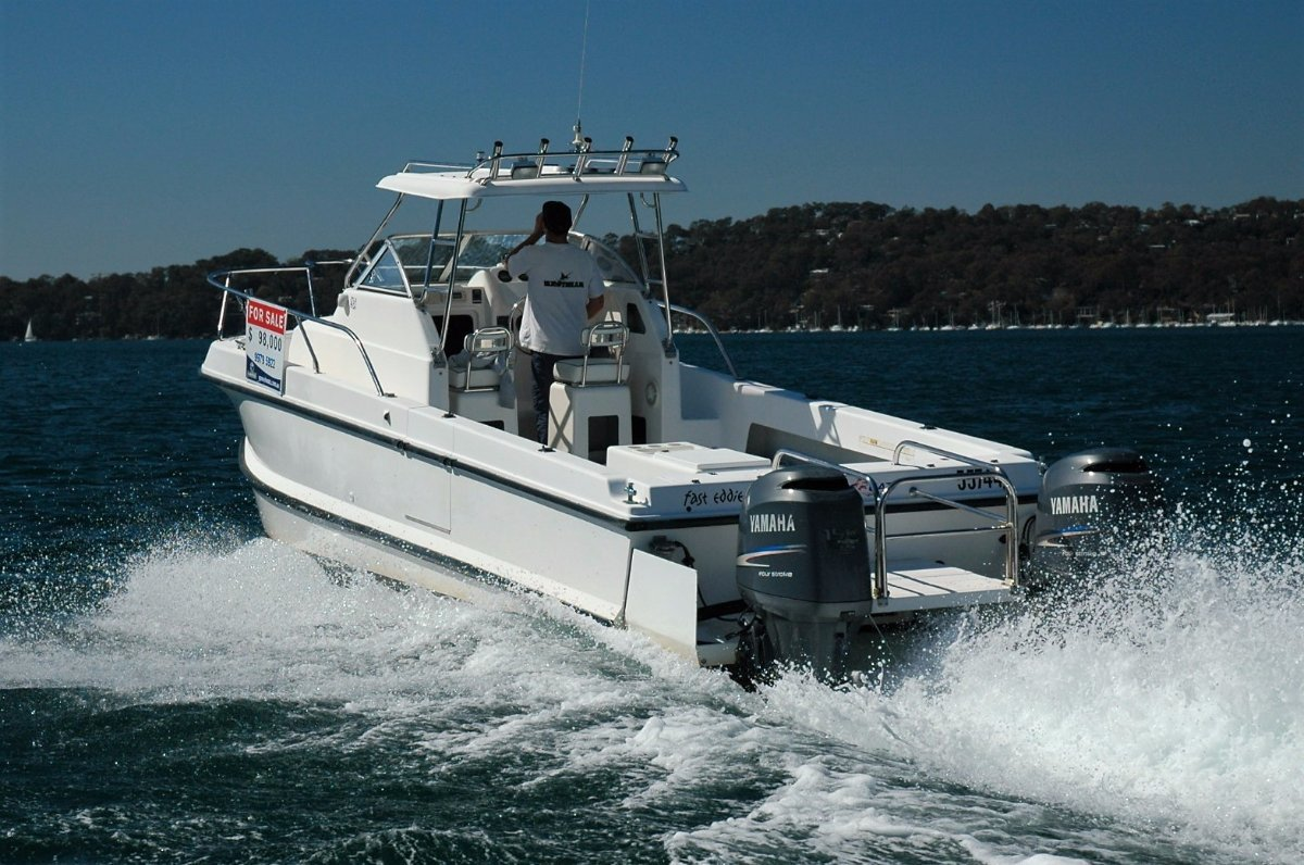 Noosa Cat 2700 Walkabout