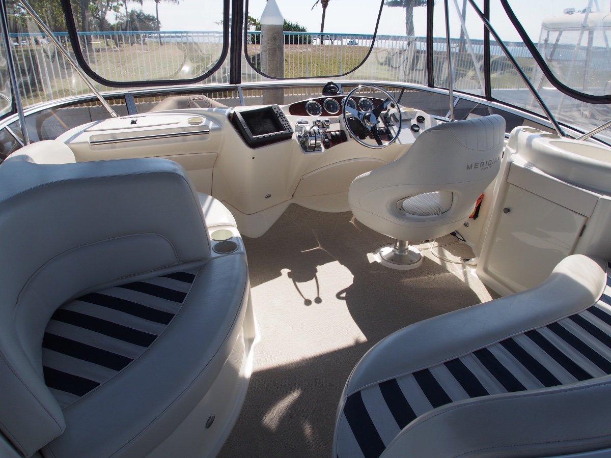 Meridian 368 Motoryacht