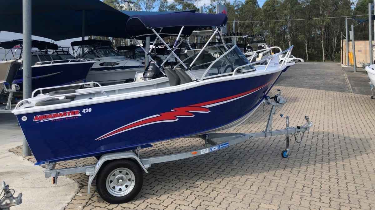 Aquamaster 420 Runabout Aquamaster 420 Runabout