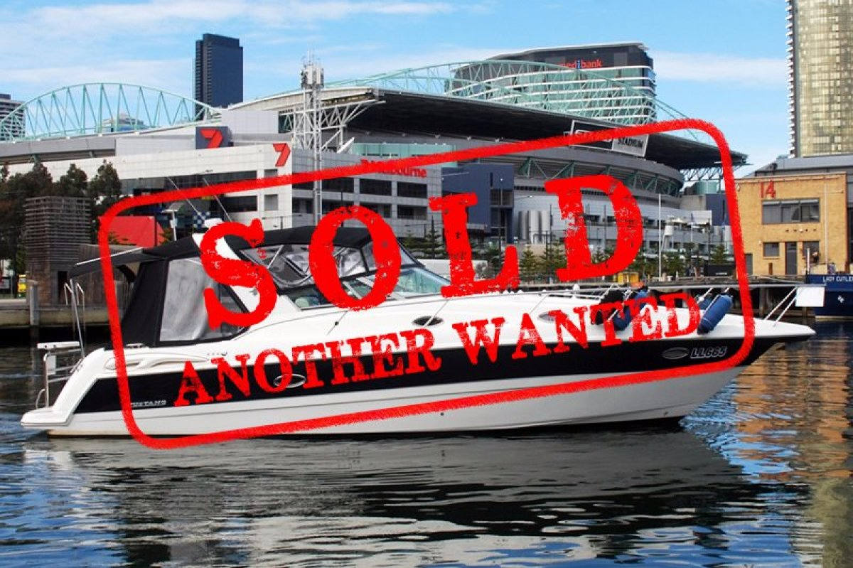 Mustang 3800 Sportscruiser - SOLD - ANOTHER WANTED