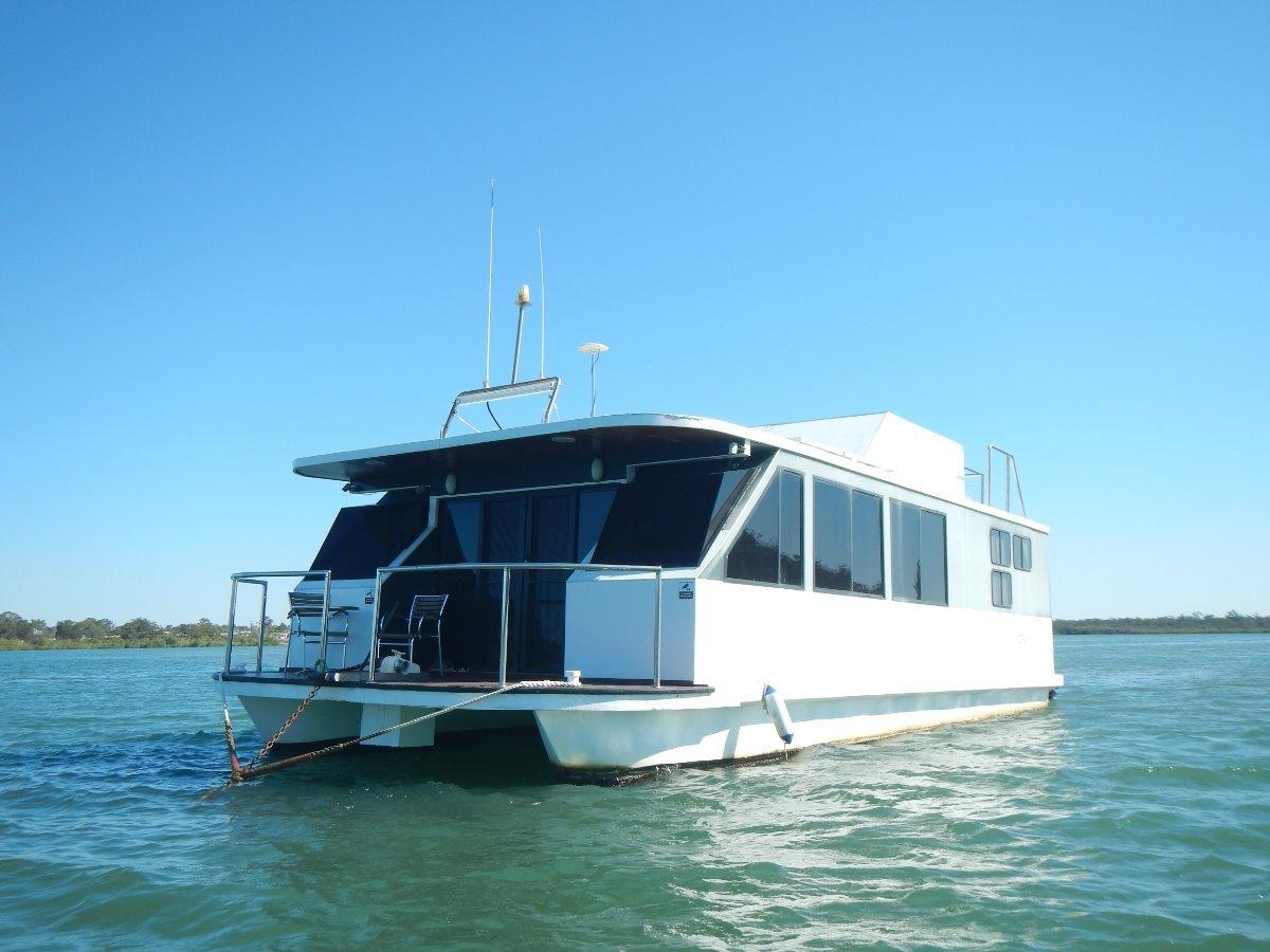 Custom 14 Mtr House Boat