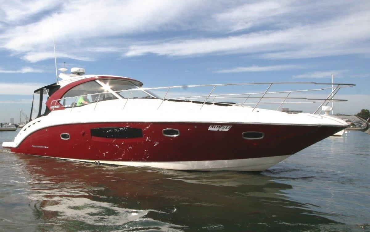 Chaparral 420 Premiere Diesel Hardtop Sports Cruiser