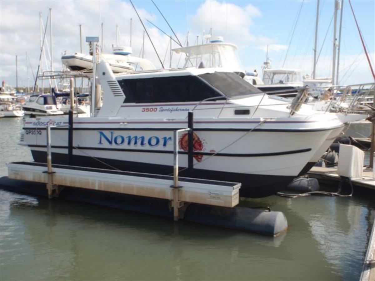 Noosa Cat 3500 Sportsfisherman - WANTED