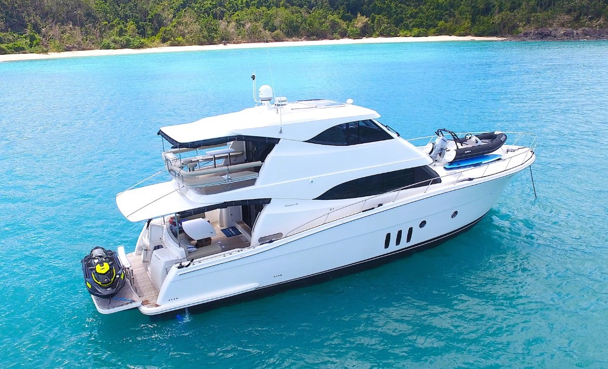 Used Maritimo M64 Cruising Motor Yacht 2016 For Sale