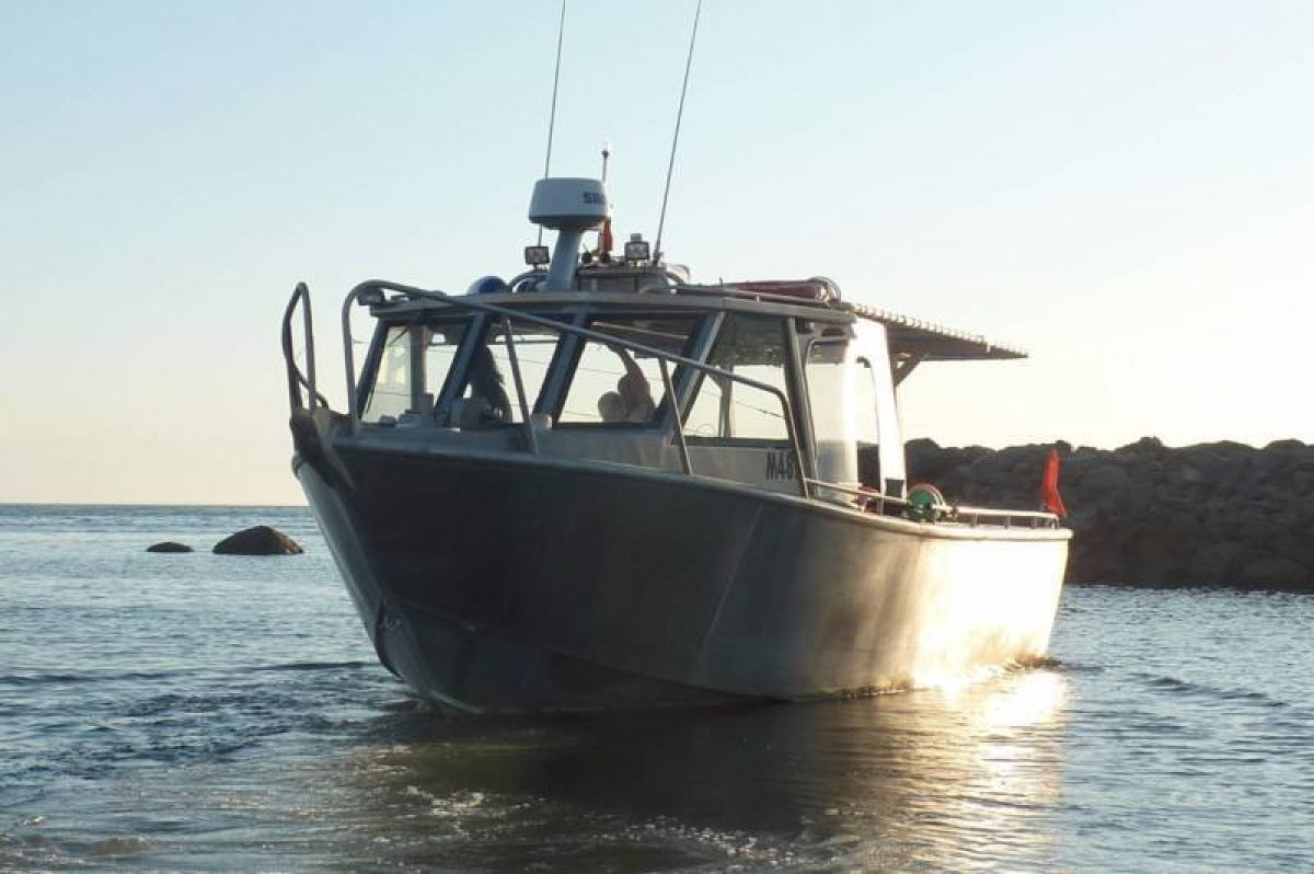 Alufarm Fishing Vessel 30 (3c Survey)- PRICE REDUCTION!