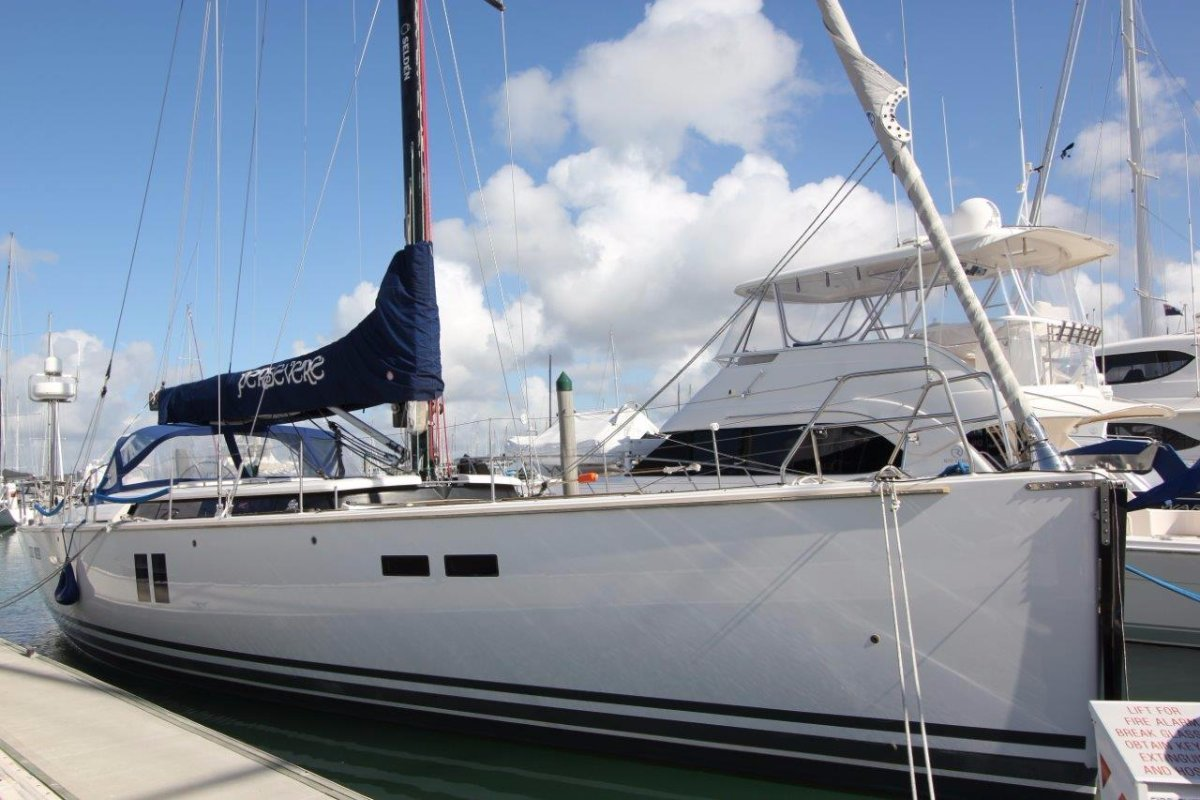 Hanse 545, OWNER WANTS SOLD