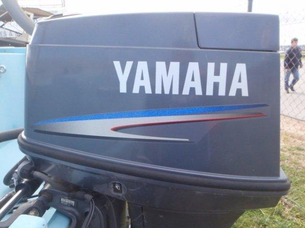 90hp (2 stroke) YAMAHA Long Shaft