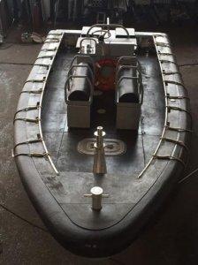7m Open Patrol Boat
