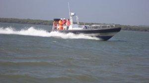 8.5m Fast Response Boat