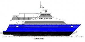 - 25m Utility Boat