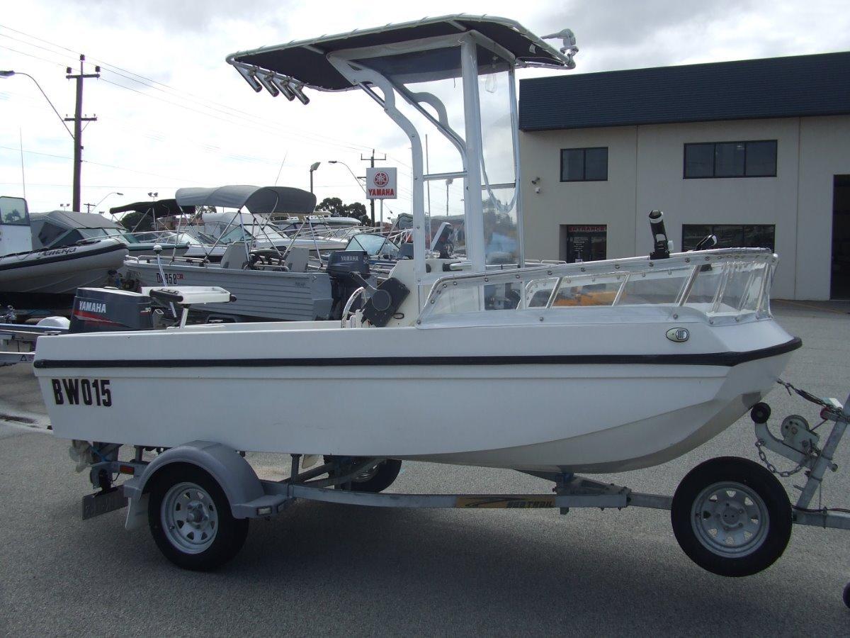 Western Craft Whaler 410