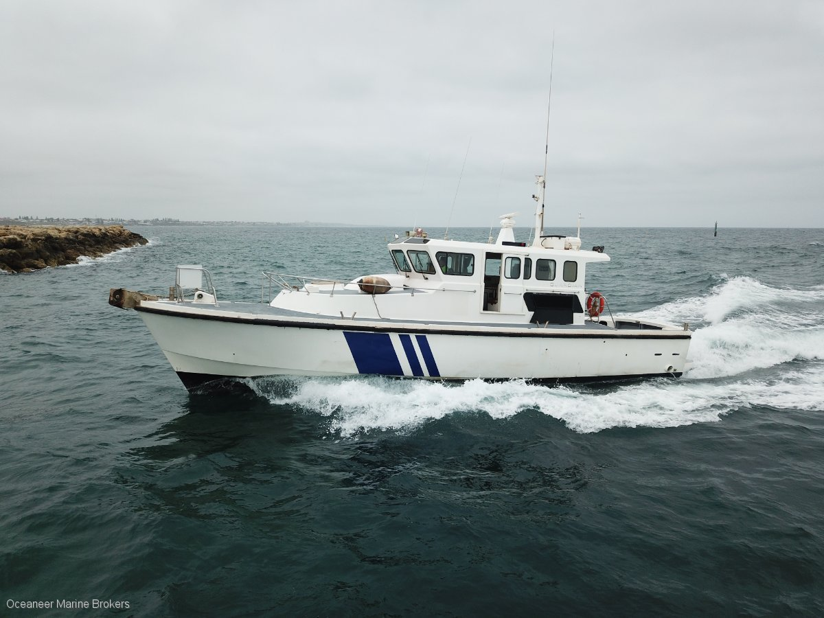 Chivers Pilot Vessel PRESENT ALL OFFERS