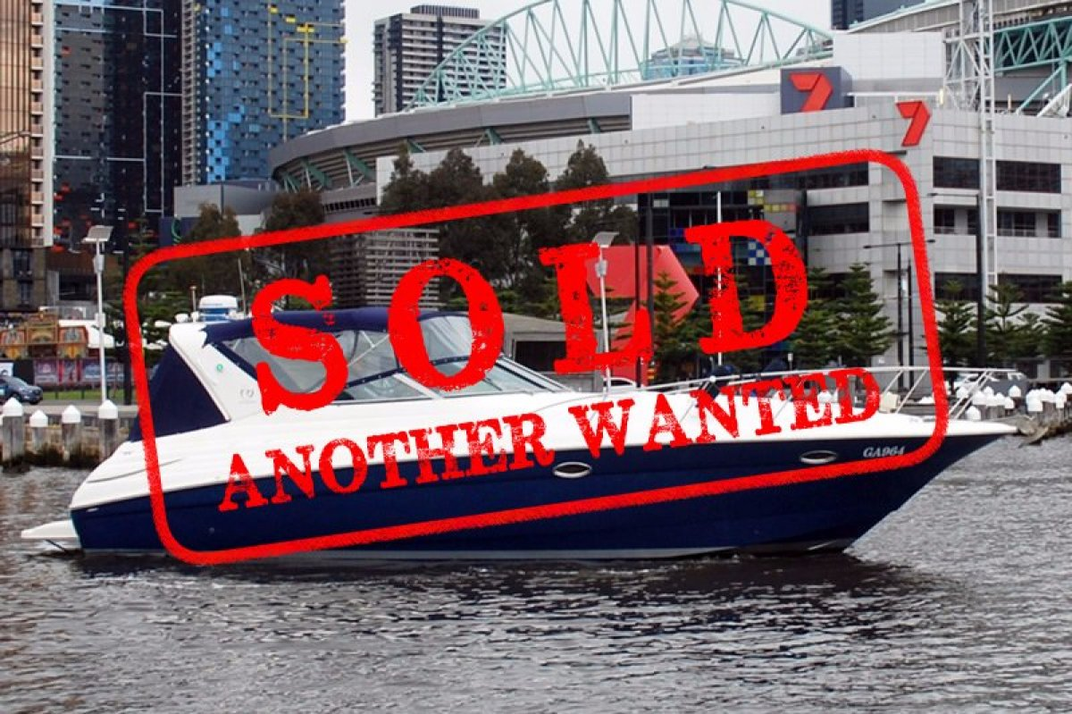 Riviera M370 Sports Cruiser - SOLD - ANOTHER WANTED