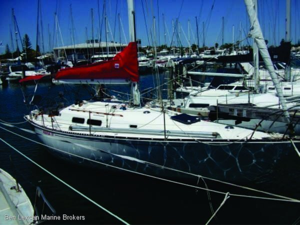 C&C Yachts 34