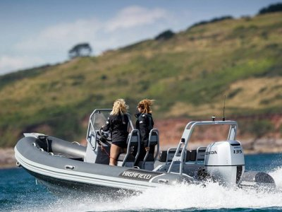 Highfield Ocean Master 540 Inflatable RIB