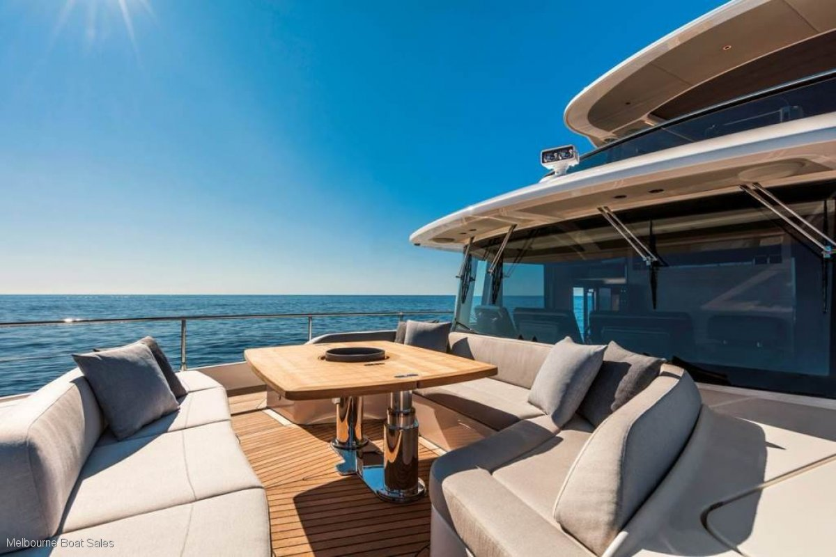 Absolute Navetta 73 - AWARDED MOST INNOVATIVE YACHT 2017