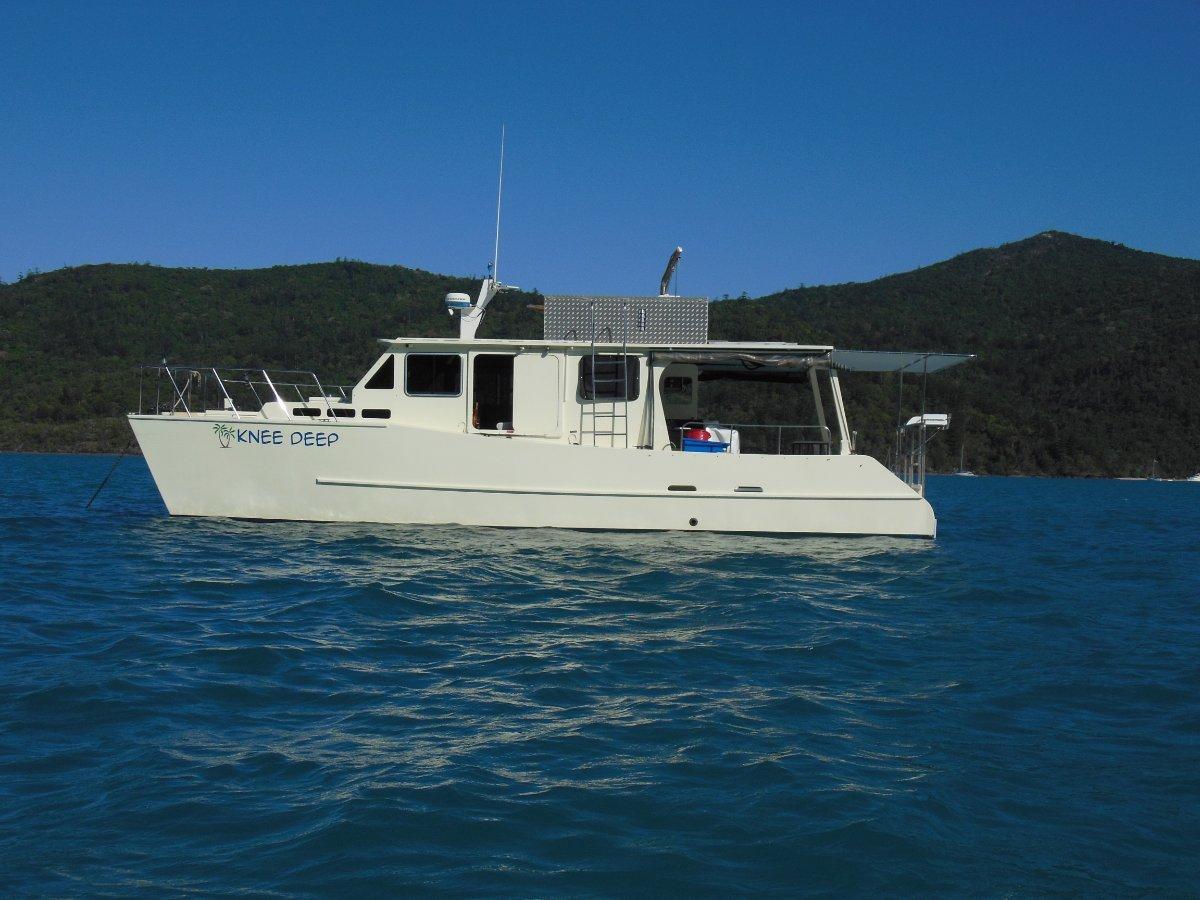 Compu-craft 42 7ft head clearence Custom