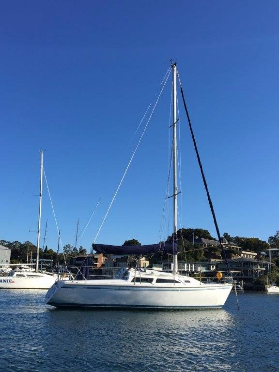 Catalina 270 LE For Sale | Ausail Marine Group