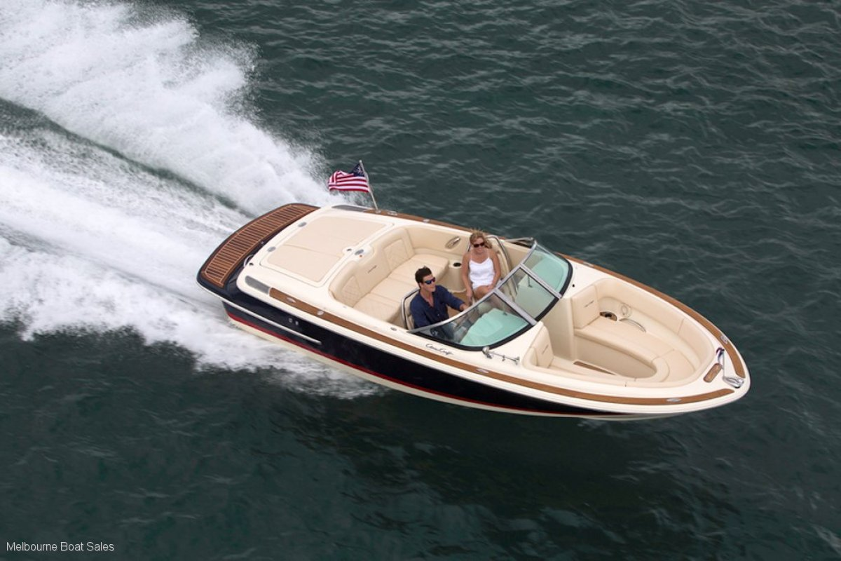 New chris craft launch 23 power boats boats online for for Chris craft cruiser for sale