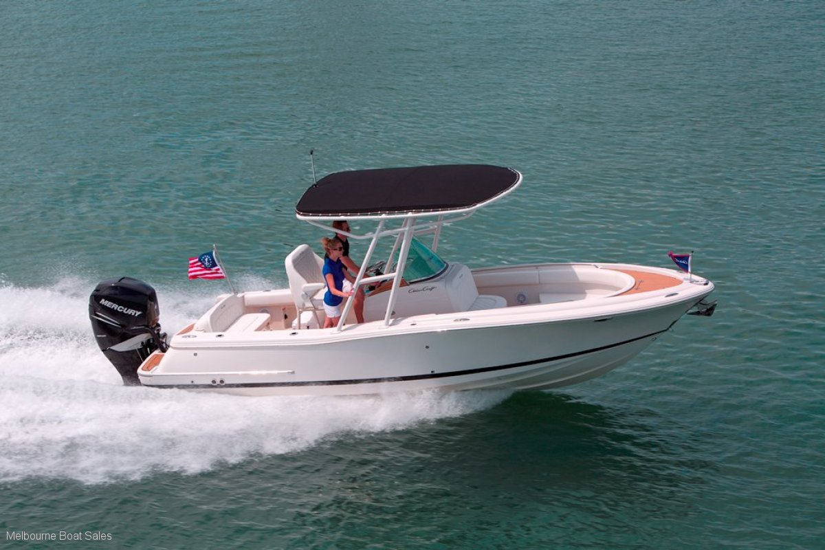 New Chris Craft Carina 21: Power Boats | Boats Online for Sale | Fibreglass/grp | Victoria (Vic ...