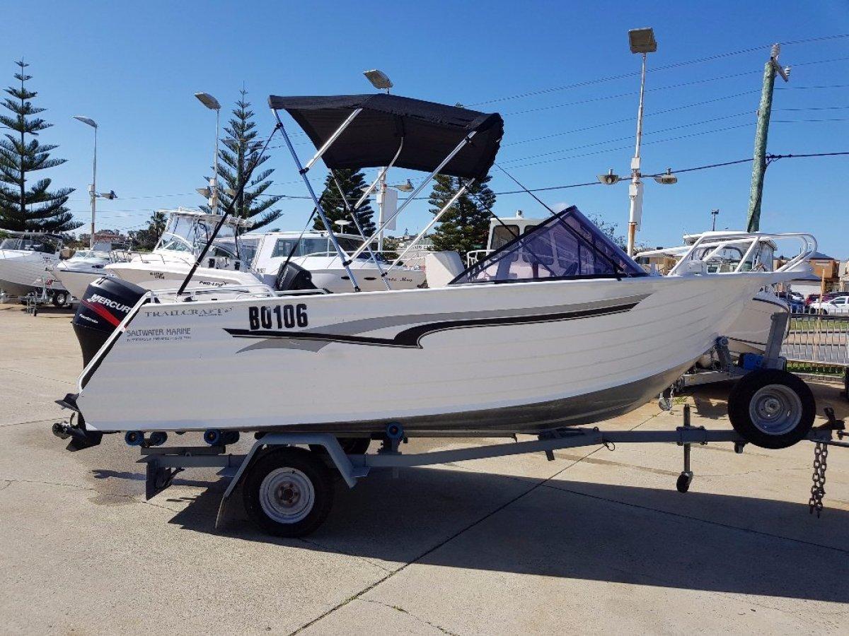 Trailcraft 470 Runabout