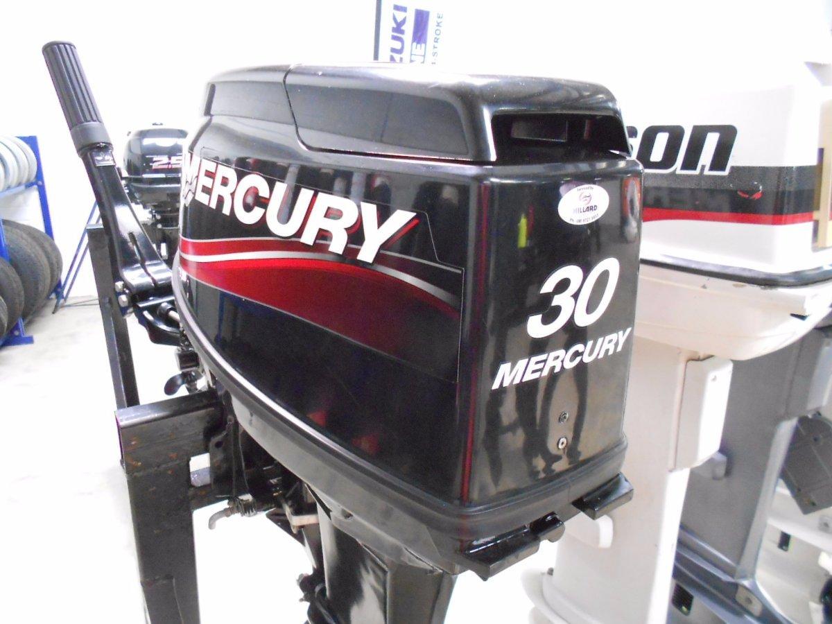 Used Mercury 30hp 2 stroke