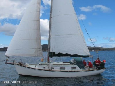 Dick Thompson 35 Sloop