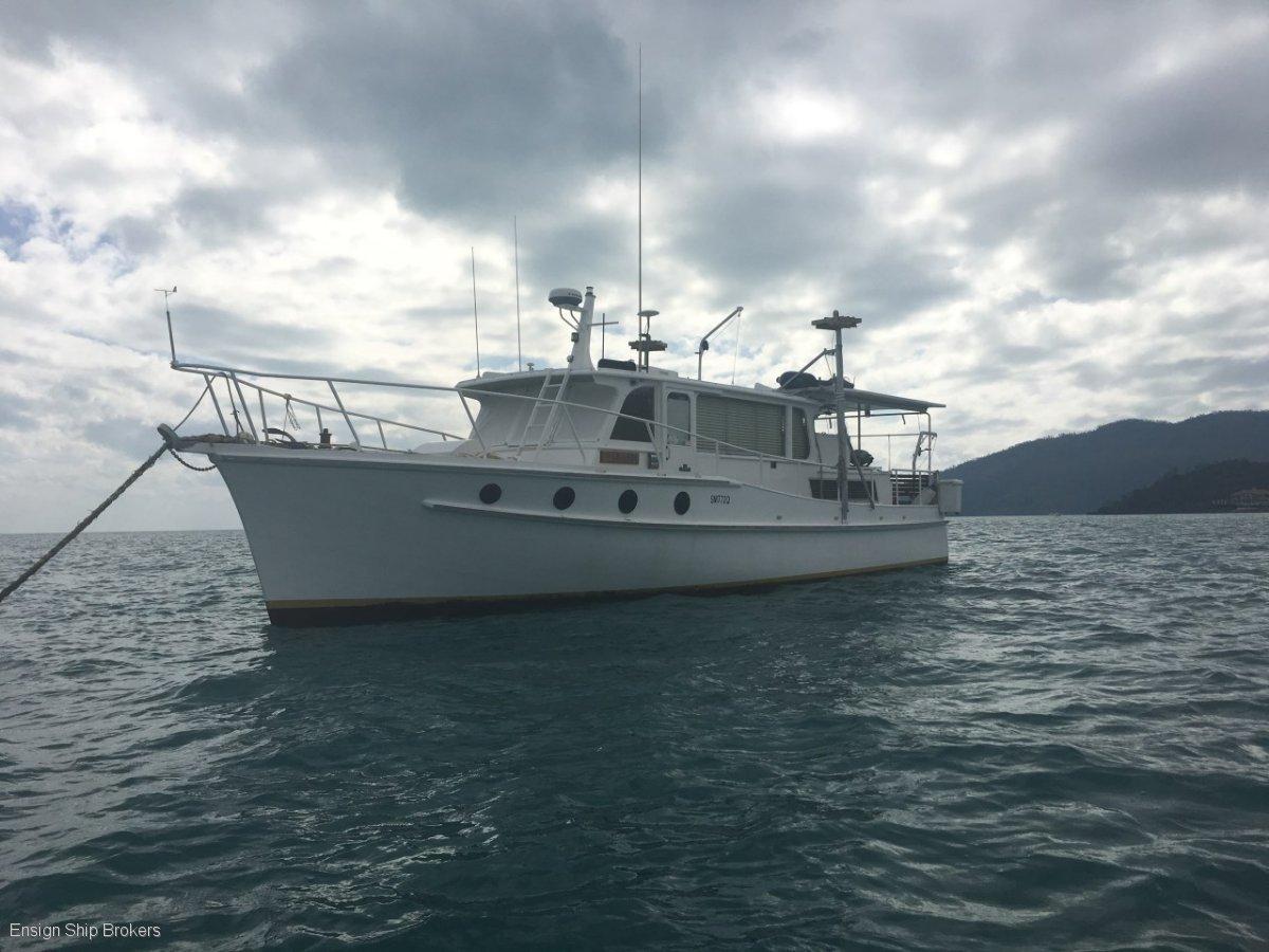 Norman Wright Bay Cruiser