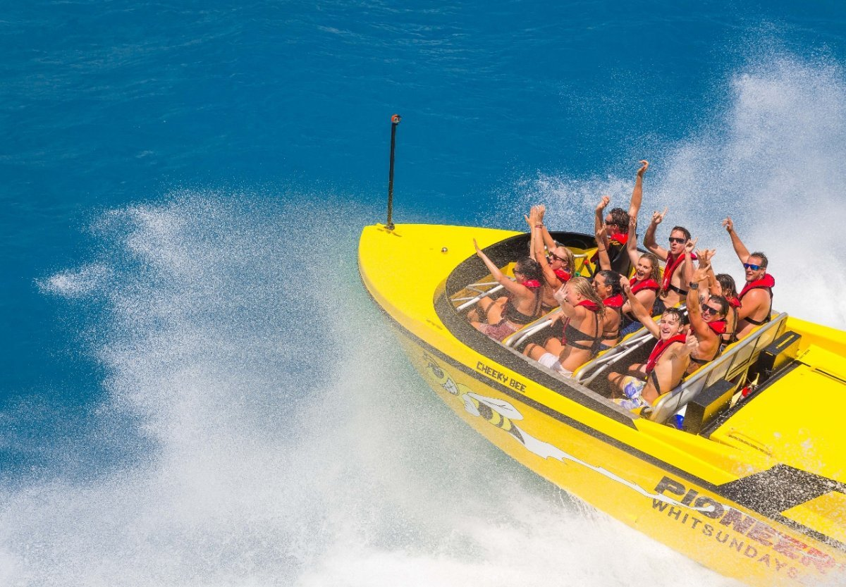 Lyndcraft Custom Jet Boat and business for sale