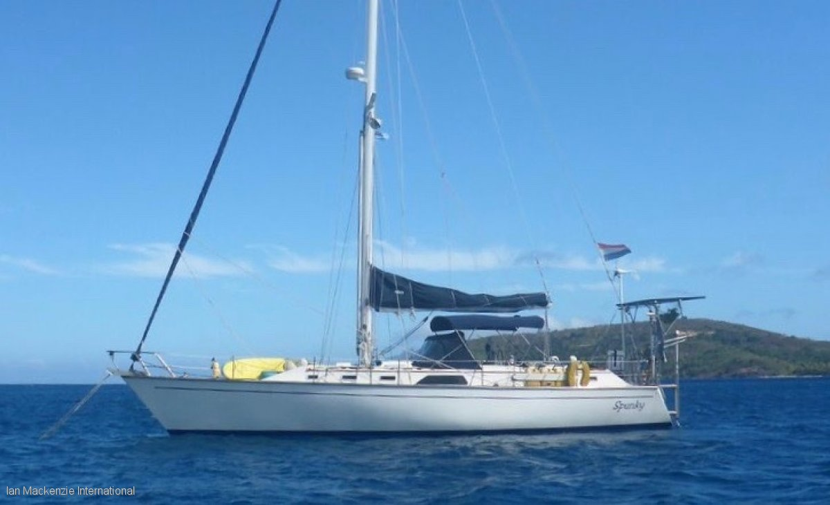 Used Morgan 43 Cc Ocean Cruising Yacht For Sale Yachts