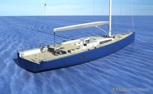 Ice Yachts 82 - The All-round Racer and Bluewater Cruiser