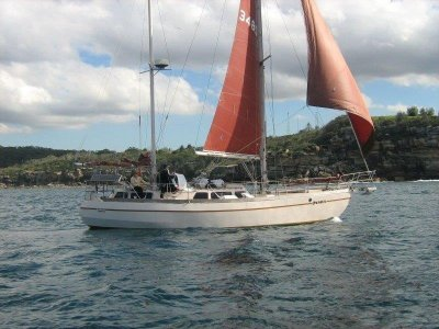 Seafarer 40 Ocean going ketch