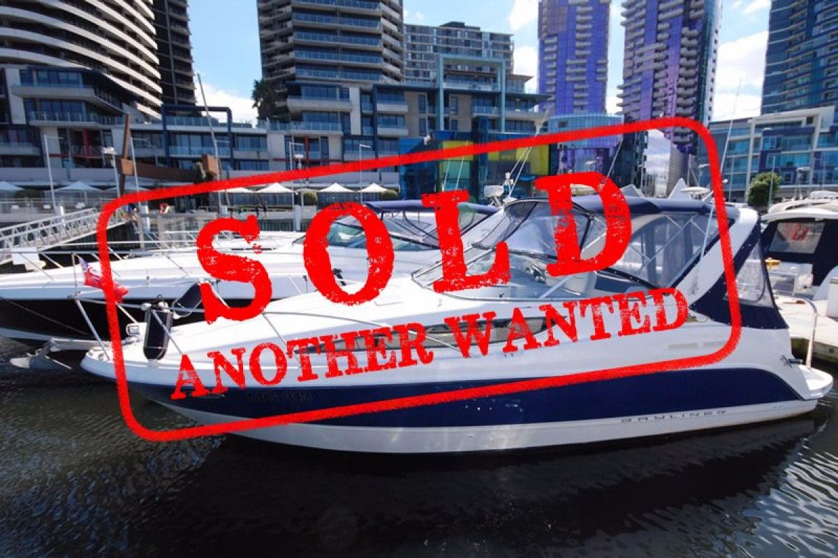 Bayliner 285 - SOLD - ANOTHER WANTED