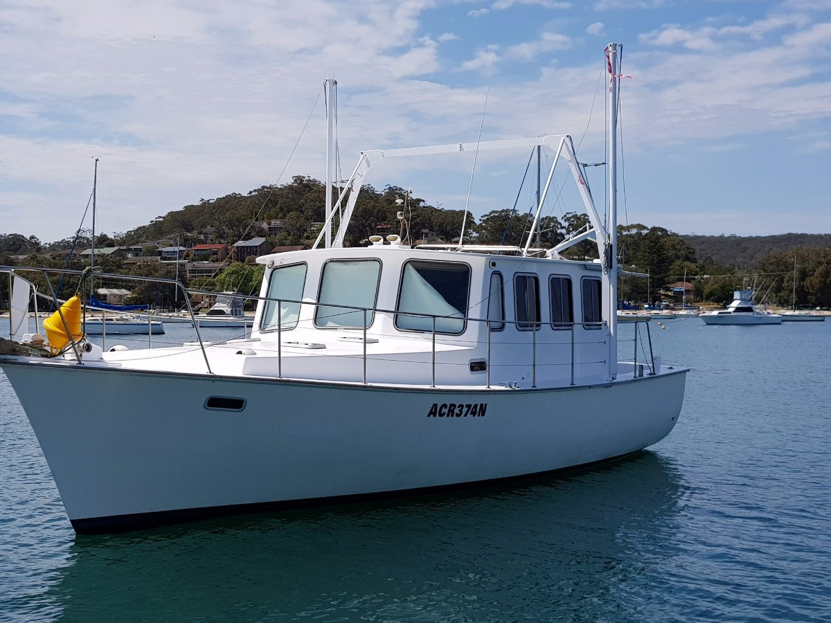 Murray Isles 39 CRUISER MTR