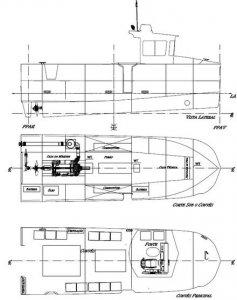 9.2m Oil Spil Response Workboat