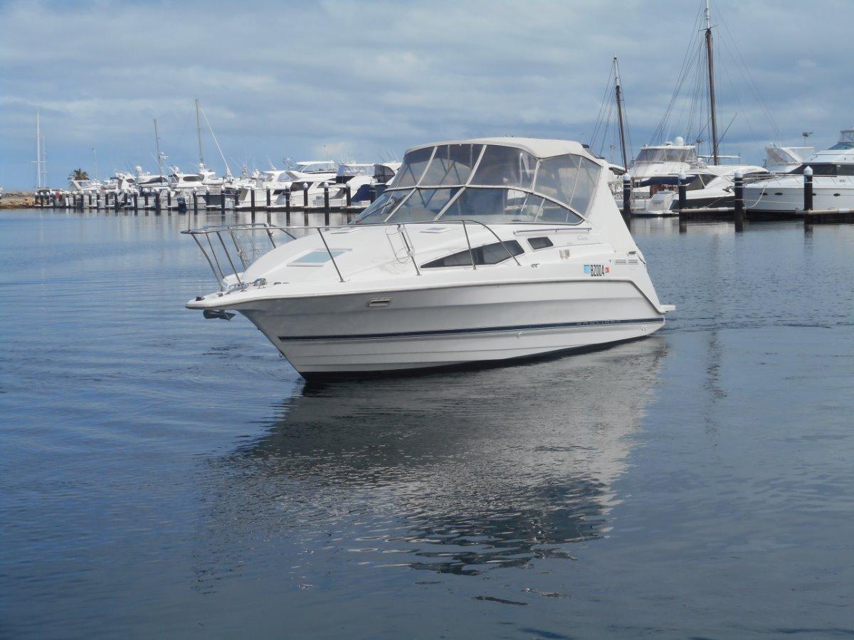 Bayliner 2855 Ciera *** With extended swim platform***