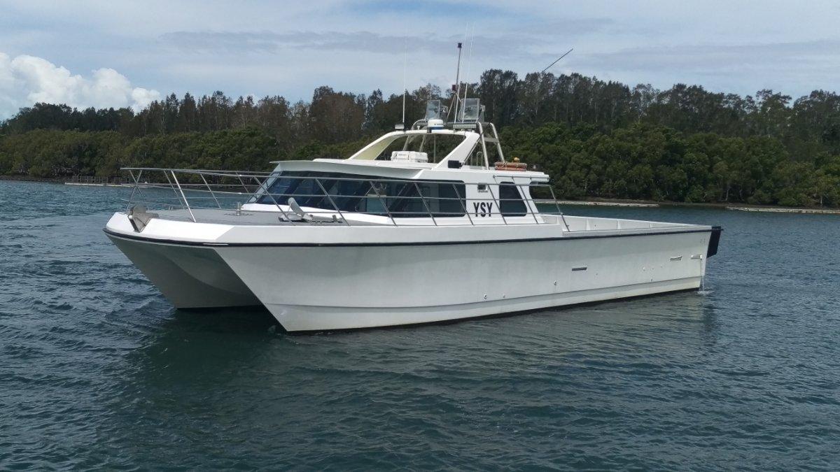 Cray / Crew / Fishing / Work Vessel