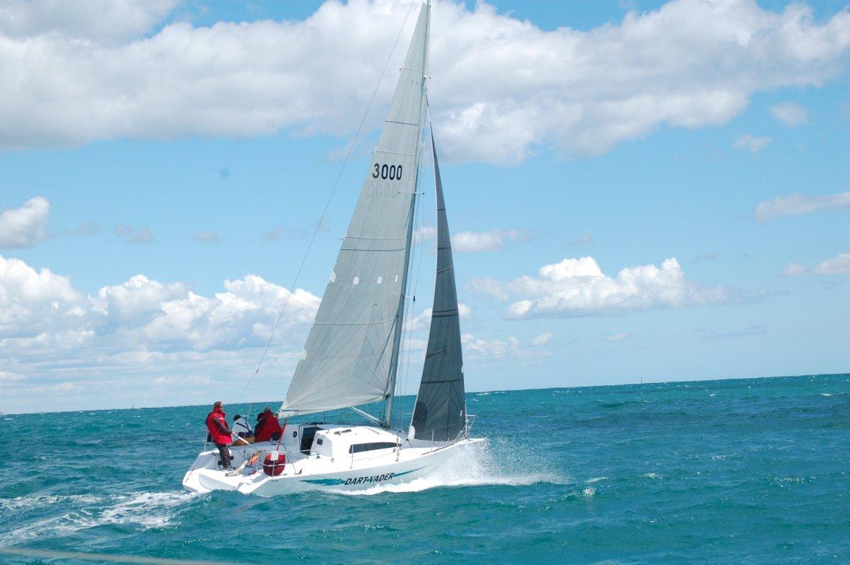 Jomac 30 Bermudan Sloop