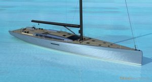 Ice Yachts 100 - Everybody's Flagship Performance Yacht