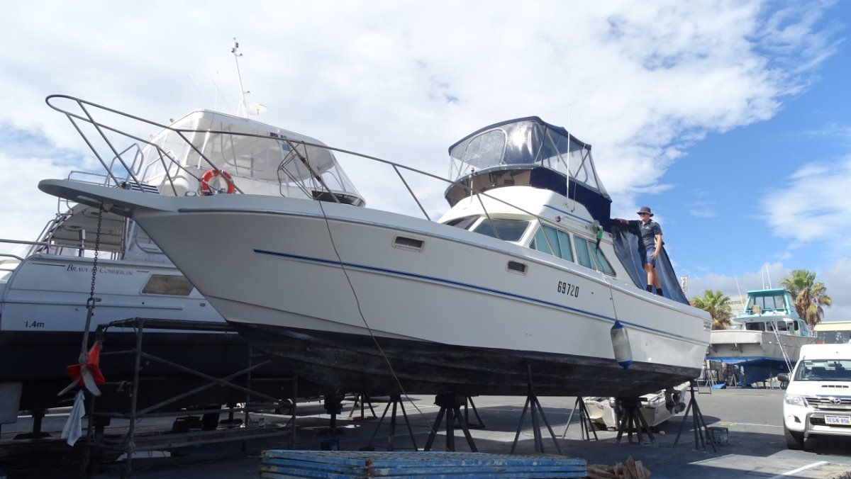 Randell 34 Flybridge GREAT BOAT AND READY TO ENJOY FOR SUMMER !!