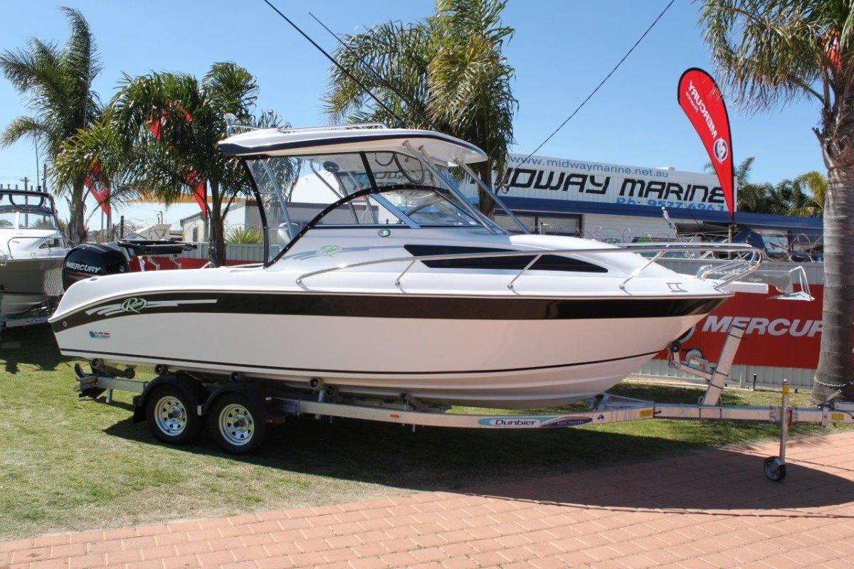 Revival 640 Fisherman Hardtop