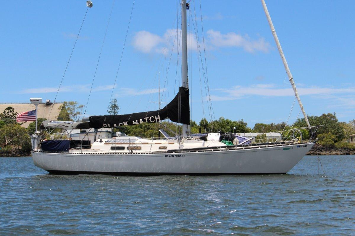 C&C Yachts 39