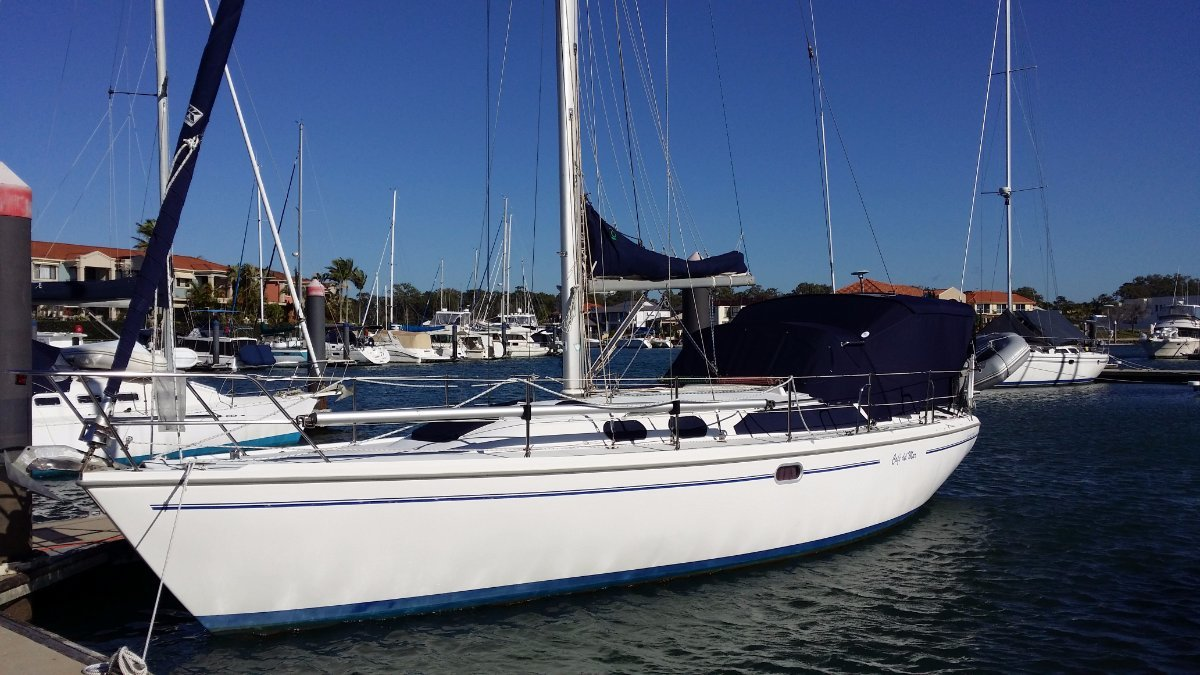 Catalina 36 Mk II - PRICED TO SELL