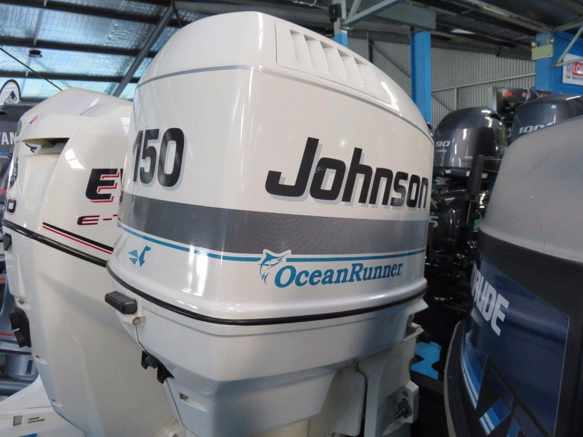 JOHNSON 150hp OCEAN RUNNER