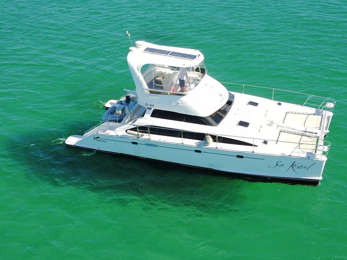 Perry Catamaran 13.5m - Price Reduction