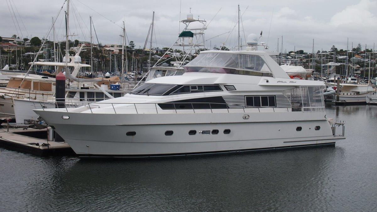 Monte Fino 70 Motor Yacht