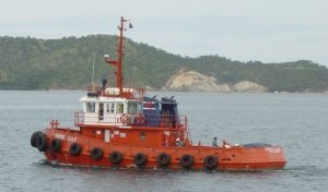 21.3m Twin Shaft Drive Tug